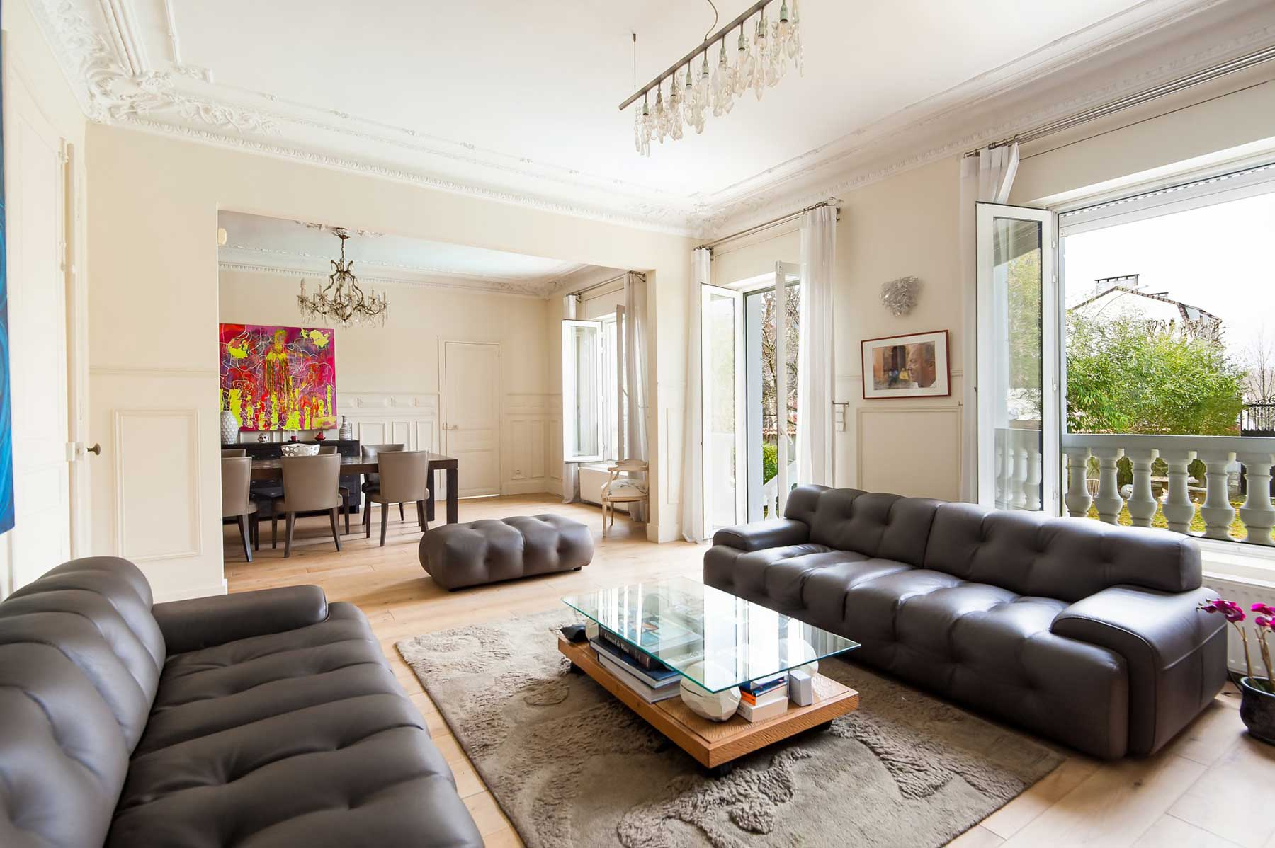 Saint-Maur-des-Fossés - France - House , 9 rooms, 6 bedrooms - Slideshow Picture 3