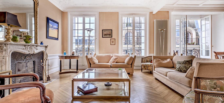Saint-Mandé - France - Apartment, 5 rooms, 3 bedrooms - Slideshow Picture 1