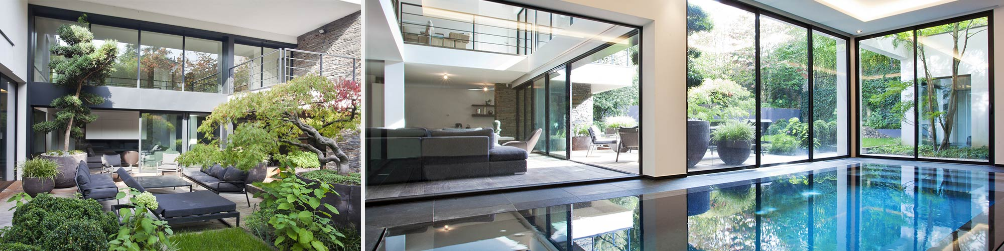 architectes maison. Black Bedroom Furniture Sets. Home Design Ideas