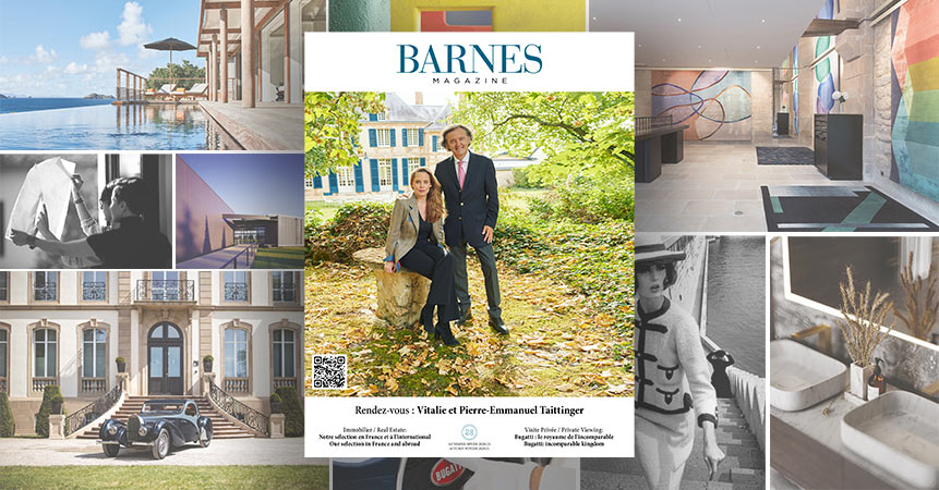 New Autumn-Winter 2020 edition of BARNES Magazine