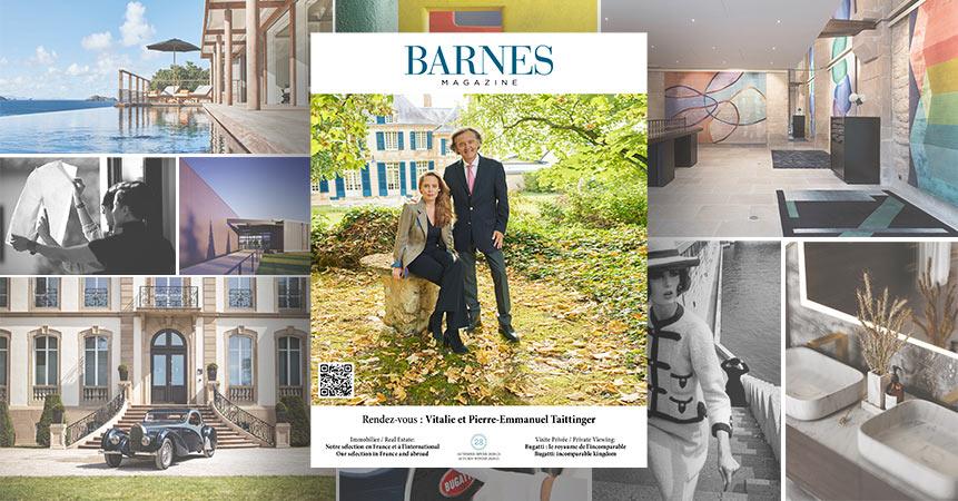 La nueva edición Otoño-Invierno 2020 de la revista BARNES